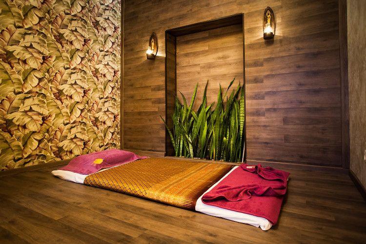 Мат для традиционного тайского массажа